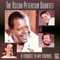 Oscar Peterson (Оскар Питерсон): A Tribute To My Friends