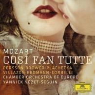 Yannick Nezet-Seguin: Mozart: Cosi Fan Tutte