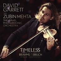David Garrett (Дэвид Гарретт): Timeless: Brahms & Bruch Violin Concertos