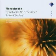 Kurt Masur (Курт Мазур): Symphonies Nos 3 & 4