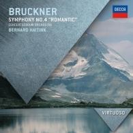 Bernard Haitink (Бернард Хайтинк): Bruckner: Symph. 4