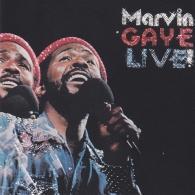 Marvin Gaye (Марвин Гэй): Live