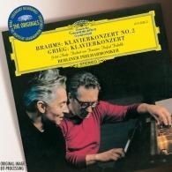 Geza Anda (Геза Анда): Brahms: Piano Conc. 2; Grieg: Piano Conc