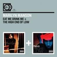 Marilyn Manson (Мэрилин Мэнсон): Eat Me Drink Me/ The High End Of Low
