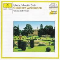 Wilhelm Kempff (Вильгельм Кемпф): Bach, J.S.: Goldberg Variations