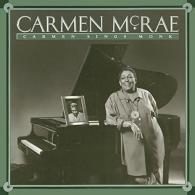 Carmen Mcrae (Кармен Макрей): Carmen Sings Monk