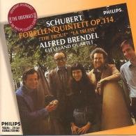 "Alfred Brendel (Альфред Брендель): Schubert: Piano Quintet - ""Trout"""