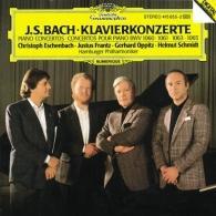 Christoph Eschenbach (Кристоф Эшенбах): Bach: Piano Conc.2,4