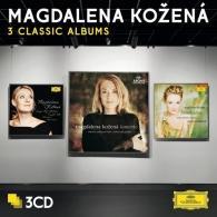 Magdalena Kožená (Магдалена Кожена): 3 Classic Albums