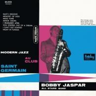 Bobby Jaspar (Бобби Джаспер): Modern Jazz Au Club Saint Germain