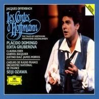 Seiji Ozawa (Сэйдзи Одзава): Jacques Offenbach: The Tales of Hoffmann