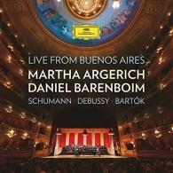 Martha Argerich (Марта Аргерих): Live From Buenos Aries