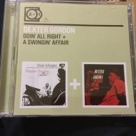 Dexter Gordon (Декстер Гордон): Doin' All Right/A Swingin' Affair [2002 Release]
