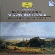 Claudio Abbado (Клаудио Аббадо): Beethoven: Symphonies Nos.6 & 8