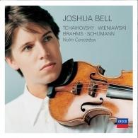 Joshua Bell (Джошуа Белл): Brahms/ Tchaikovsky: Violin Concertos
