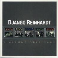 Django Reinhardt (Джанго Рейнхардт): Original Album Series