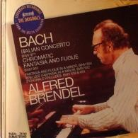 Alfred Brendel (Альфред Брендель): Bach, J.S.: Italian Concerto etc