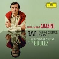 Pierre-Laurent Aimard (Пьер-Лоран Эмар): Ravel: Piano Concertos