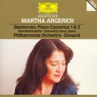 Martha Argerich (Марта Аргерих): Beethonen: Piano Conc.1,2