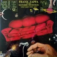 Frank Zappa (Фрэнк Заппа): One Size Fits All
