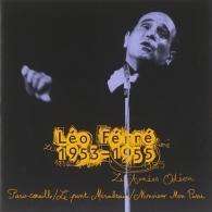 Leo Ferre (Лео Ферре): Les Annees Odeon 1953-1955