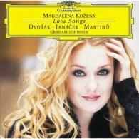 Magdalena Kožená (Магдалена Кожена): Dvorak/ Janacek/ Martinu: Love Songs