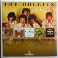 The Hollies (Зе Холлиес): Original Album Series