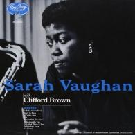 Sarah Vaughan (Сара Вон): Sarah Vaughan With Clifford Brown