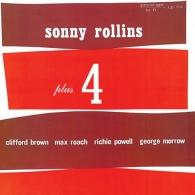 Sonny Rollins (Сонни Роллинз): Plus Four