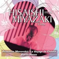 Joe Hisaishi (Дзё Хисаиси): Hisaishi Meets Miyazaki Films