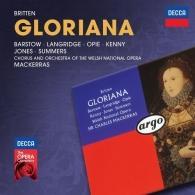 Sir Charles Mackerras (Чарльз Маккеррас): Britten: Gloriana