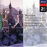 Sir Georg Solti (Георг Шолти): Wagner: Orchestral Favourites