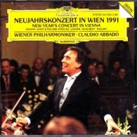 Claudio Abbado (Клаудио Аббадо): New Years Concert In Vienna 1991