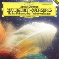 Herbert von Karajan (Герберт фон Караян): Offenbach: Overtures