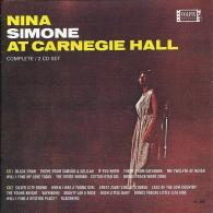 Nina Simone (Нина Симон): At Carnegie Hall