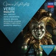 Giuseppe Sinopoli (Джузеппе Синополи): Verdi: Rigoletto (Highlights)