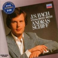 Andras Schiff (Андраш Шифф): Bach: Partitas