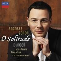 Andreas Scholl (Андреас Шолль): Purcell - O Solitude