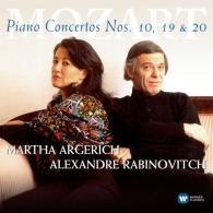 Martha Argerich (Марта Аргерих): Piano Concertos Kv 466