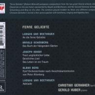 Christian Gerhaher (Кристиан Герхаэр): Ferne Geliebte