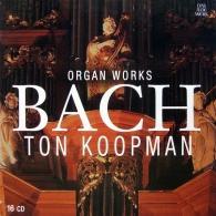 Ton Koopman (Тон Копман): Complete Organ Works