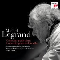Michel Legrand (Мишель Легран): Concerto pour piano, Concerto pour violoncelle