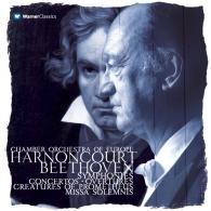 Nikolaus Harnoncourt (Николаус Арнонкур): Harnoncourt - Beethoven