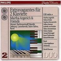 Martha Argerich (Марта Аргерих): Duo Piano Extravaganza - Martha Argerich & Friends