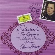 Claudio Abbado (Клаудио Аббадо): Schubert: The Symphonies