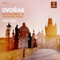 Libor Pesek (Марио Лемье): Symphonies Nos. 1-9 & Orchestral Works