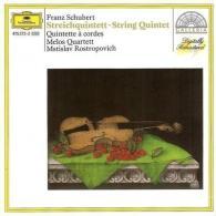Мстислав Ростропович: Schubert: String Quintet D956