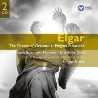 Simon Rattle (Саймон Рэттл): Elgar Dream Of Gerontius