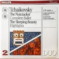 Antal Dorati (Антал Дорати): Tchaikovsky: Nutcracker