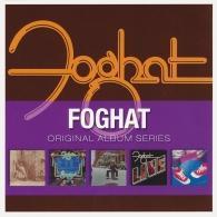 Foghat (ФогХат): Original Album Series